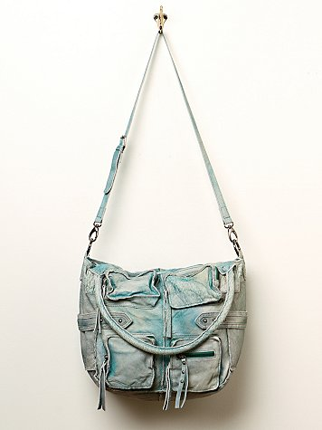 Joni Washed Leather Tote