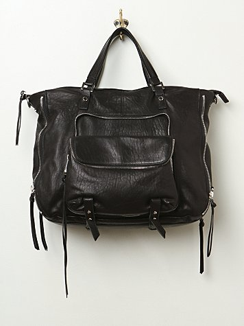 Hunt Leather Tote