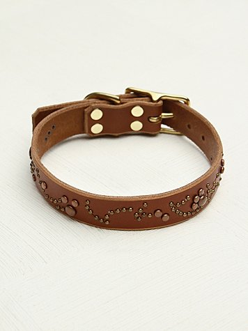 Gracie Leather Collar