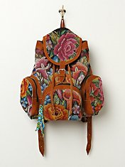 Daydream Floral Backpack