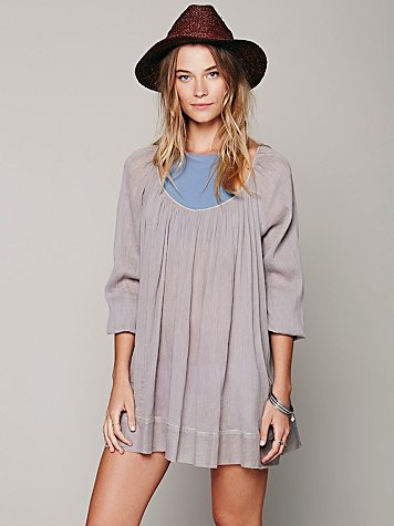 Pop Stitch Swing Tunic