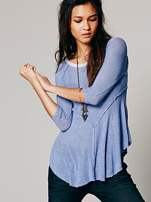 Weekends Layering Top
