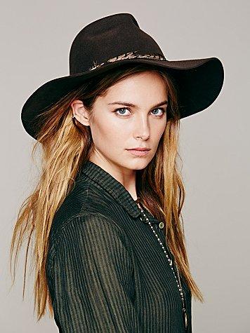 Safari Feather Hat