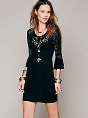 City Girl Bodycon Dress
