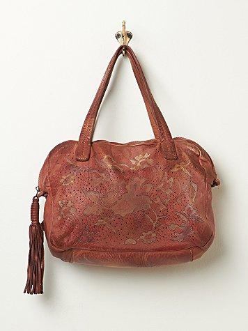 Antique Lace Tote