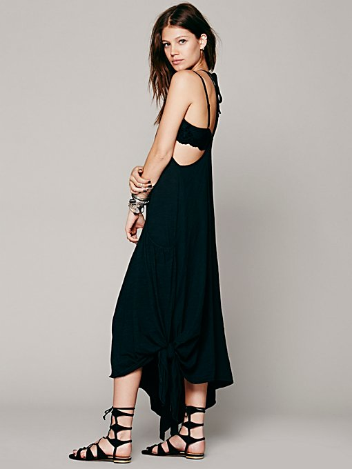 Softly Softly Apron Dress