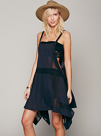 FP New Romantics Breezy Overall Dress