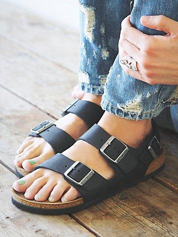 Unique Birkenstock Womens Yara Oiled Leather Sandals  Cstyleswomen