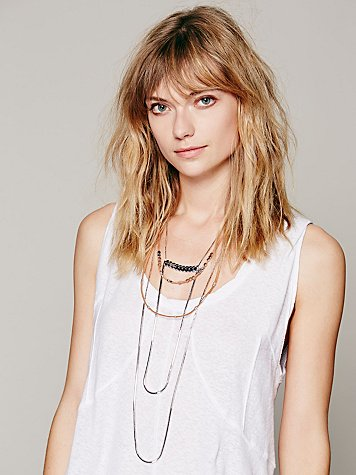 Groupie Layered Necklace