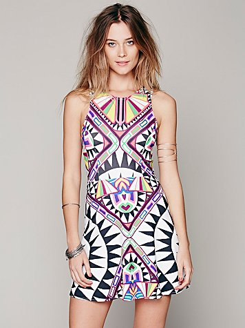 Cosmic Circle Dress