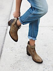 Faber Ankle Boot
