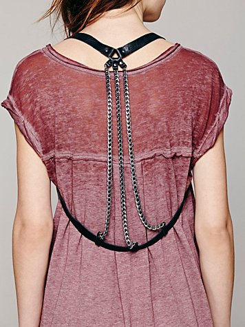 Triple Chain Harness