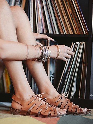 Lolita Footbed Sandal