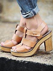 Dule Platform Heel