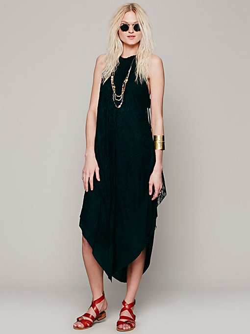 Olympias Lace Dress