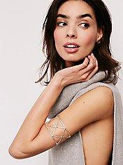 Metal Upper Armband