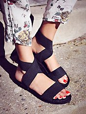 Amore Stretch Sandal