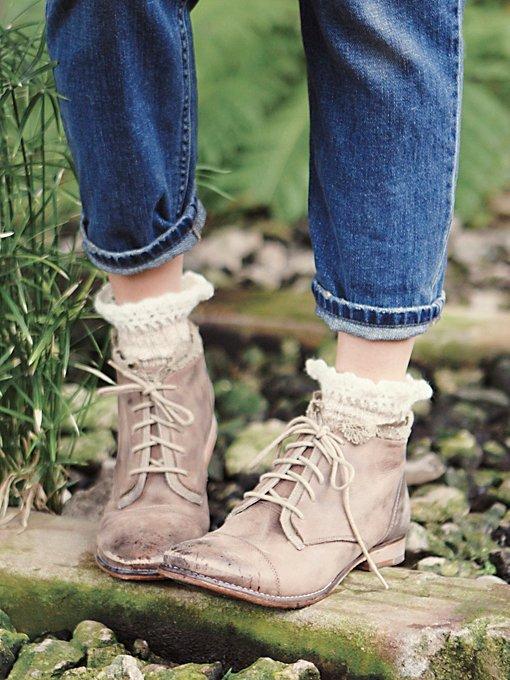 Vaughan Crochet Boot