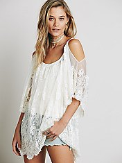 On the Open Road Lace Tunic