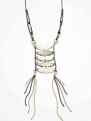 Atlantic Antique Necklace