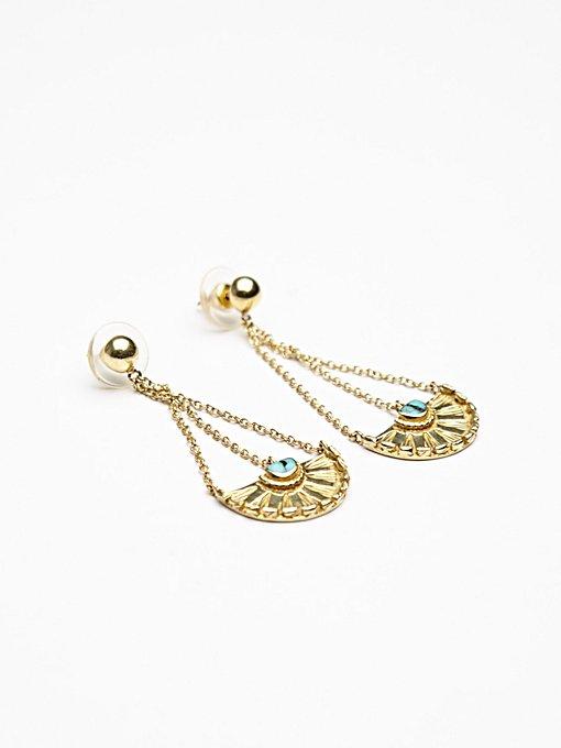Corvus Drop Earrings