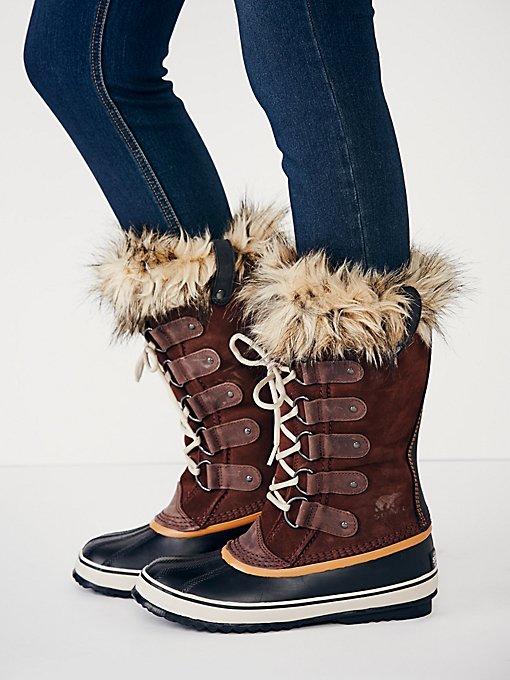 Joan Arctic Weather Boot