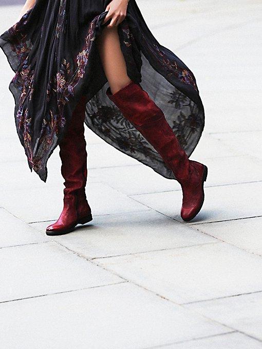 Ravyn Over the Knee Boot