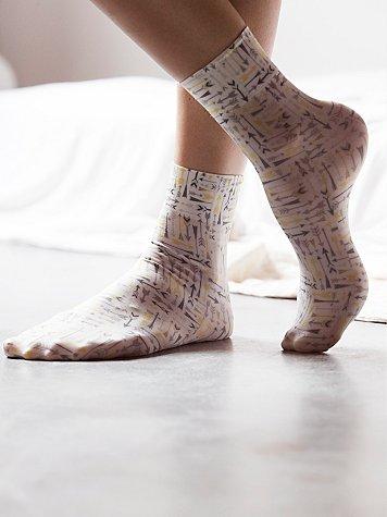 Jungle Sun Ankle Sock
