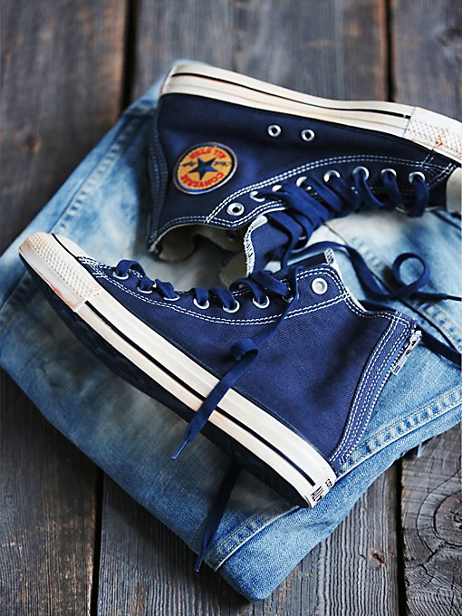 Washed Vintage Twill Chuck