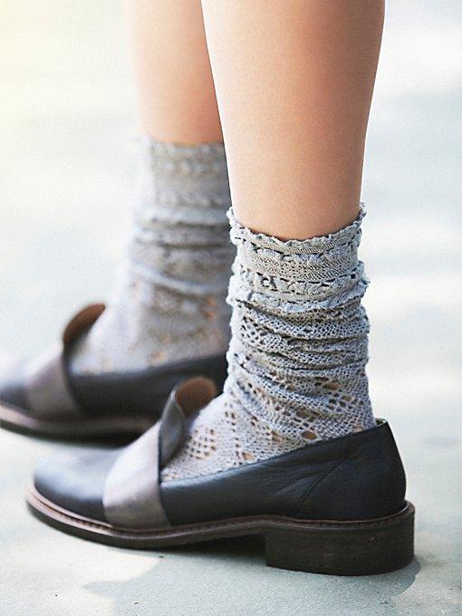 Bonita Anklet