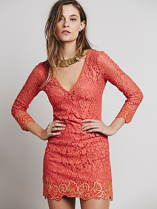FP X Cassidy Mini Dress