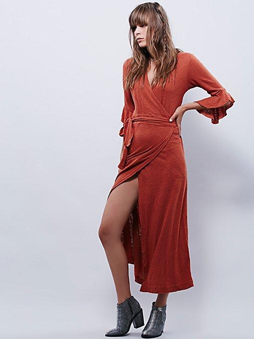 Bolinas Robe Dress