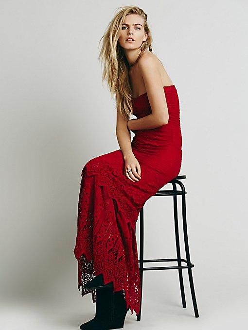 Crystal Paradise Maxi Dress