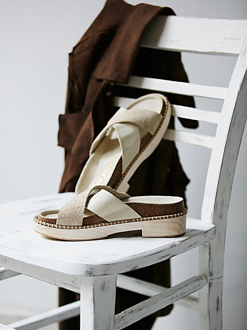 Brickel Sandal