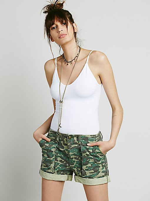 Admiral Slouch Short