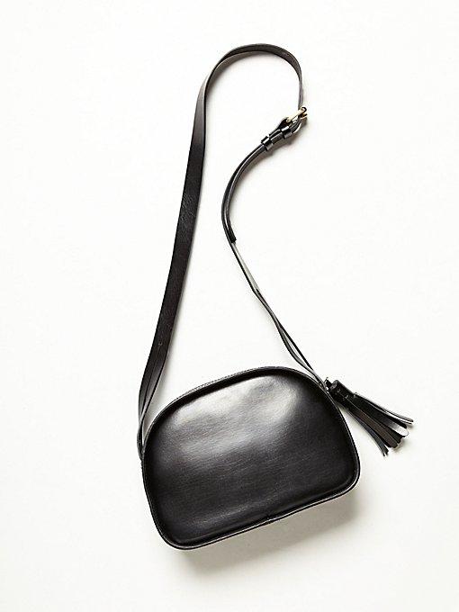 Vista Leather Crossbody