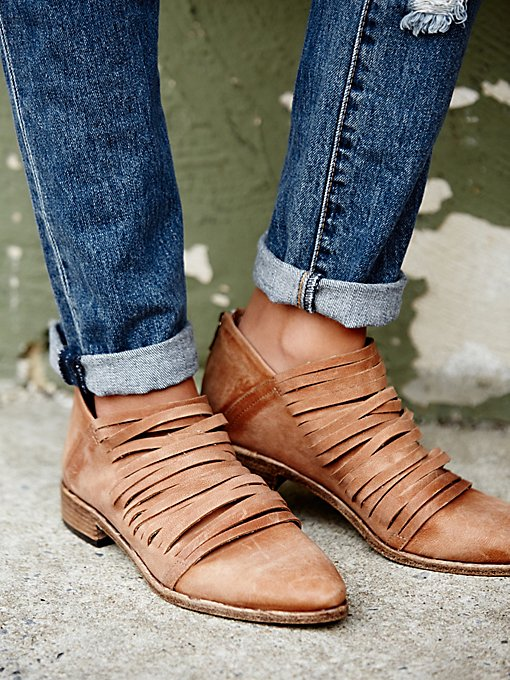 Lost Valley Ankle Boot
