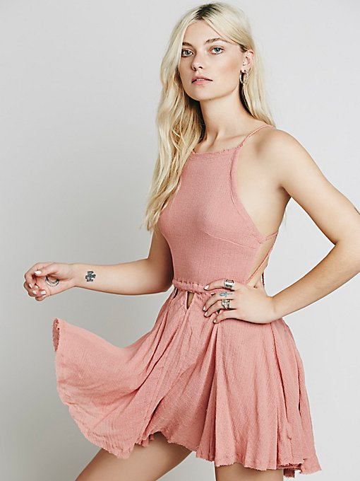 Live For Your Smile Dress