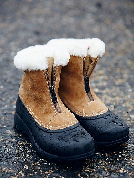 Snowangel Zip Weather Boot