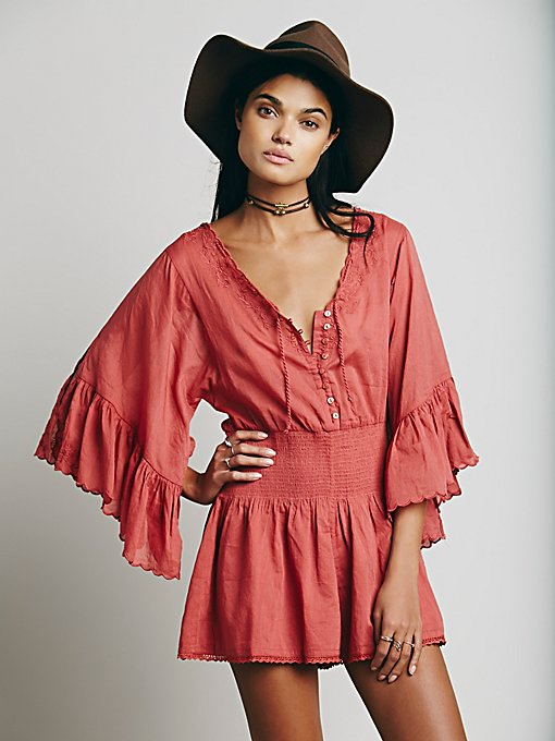 Far From Heaven Romper
