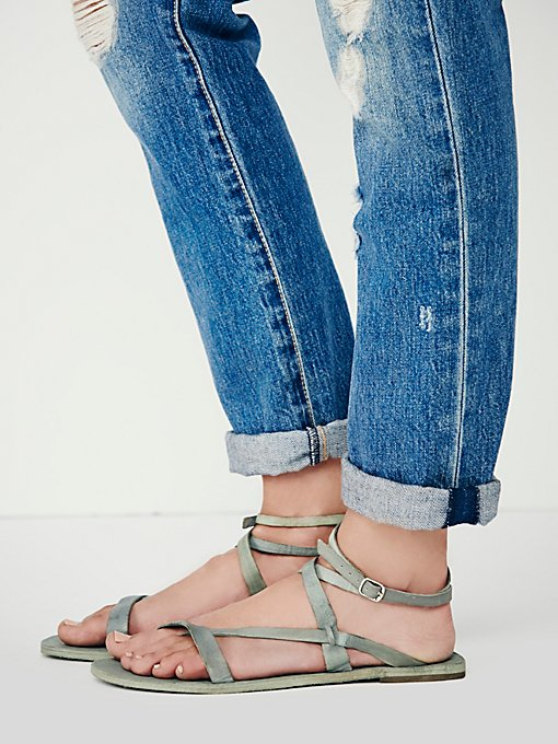 Sausalito Washed Sandal