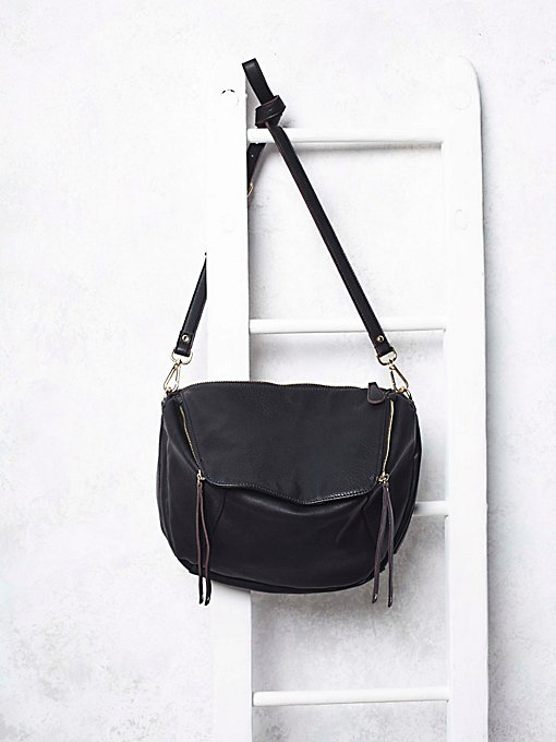 Zip Around Crossbody