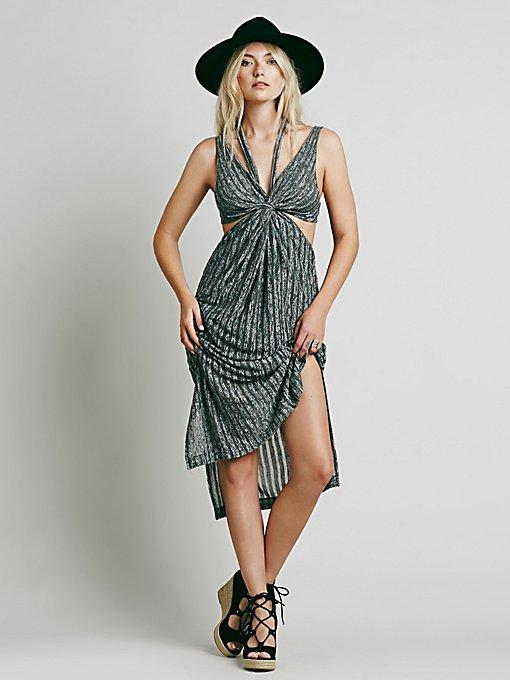 New Romantics Undertow Dress