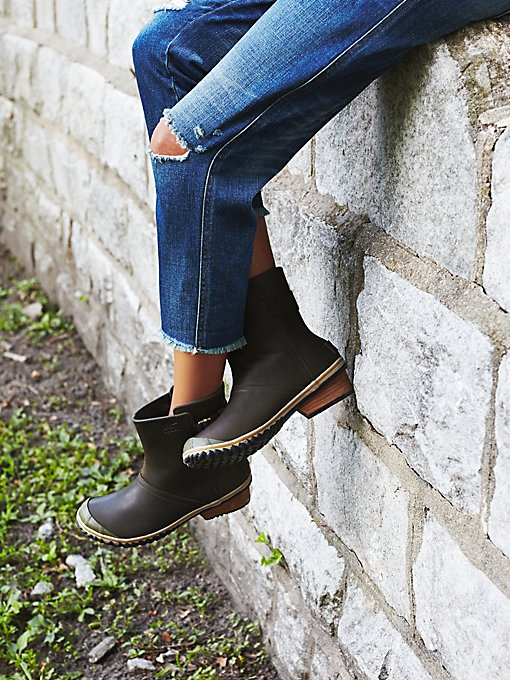 Slimboot Pull-On Weather Boots