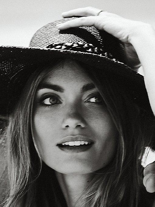 Talitha Straw Hat