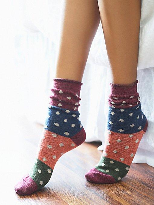 Spotlight Crew Sock
