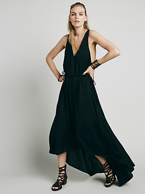 Simply Cinched Maxi