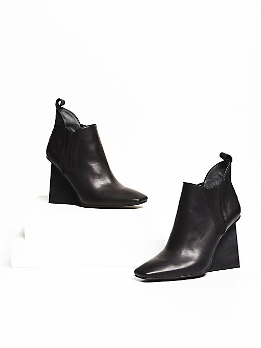 Backstage Pass Wedge Boot