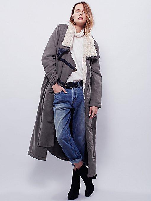 Shadow Coat