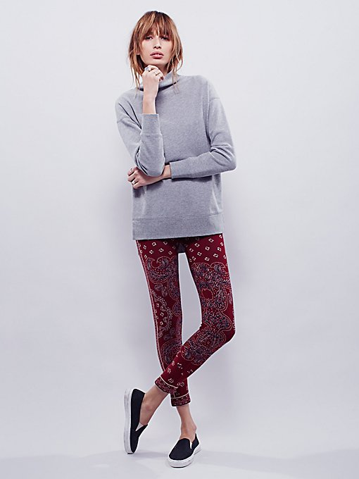 Come As You Are Sweater Legging
